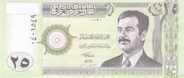 25 Dinars Irak - Iraq