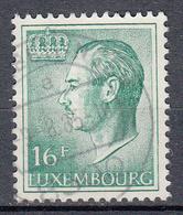 LUXEMBURG - Michel - 1982 - Nr 1051z - Gest/Obl/Us - Luxembourg