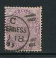 GB, 1881 1d Lilac (14 Dots, Die I) Fine Used, SG170, Cat £45 - 1840-1901 (Victoria)