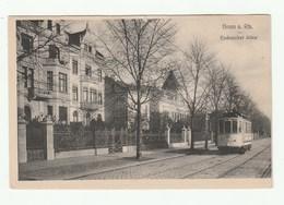 Bonn A. Rh. - Endenicher Allee - TRAMWAY - CPA  1910/20s - Bonn