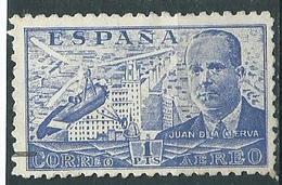 Timbre Espagne - 1931-50 Afgestempeld