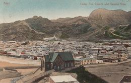 Yemen Aden Camp The Church And Général View - Yemen