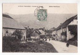 25  HYEVRE PAROISSE   Entrée Du Village - Otros Municipios