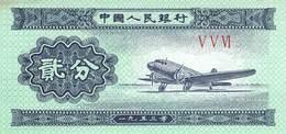 5 Fen China UNC 1953 - China