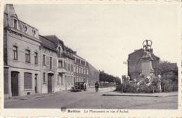 Battice Le Monument Et Rue D'Aubel - Herve