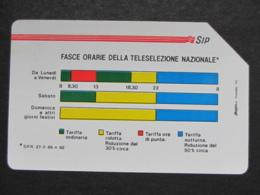 ITALIA 1145 C&C - FASCE ORARIE PIKAPPA 30.06.92 - USATA USED - Pubbliche Figurate Ordinarie