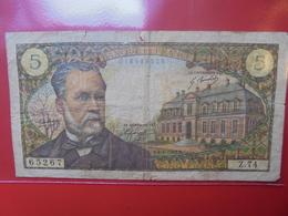 FRANCE 5 FRANCS 1968 CIRCULER-REPARER - 1962-1997 ''Francs''