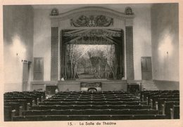 (104) CPA   Nice  Patronage St Pierre Salle De Theatre  (Bon état) - Nice