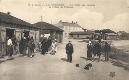 * LA COTINIERE. LA HALLE AUX POISSONS ET L'HOTEL DE L'HORIZON - Ile D'Oléron