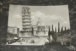 6132    PISA, TORRE PENDENTE E ABSIDE DEL DUOMO / ANIMATA - Pisa