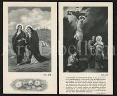 Doodsprentje / Bidprentje / Alois Jan Blommaert / Wuustwezel / 1958 / 2 Scans / X Cl. Meyssen / RVN 620 - Religion & Esotérisme