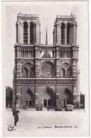 Paris: 3x OLDTIMER VOITURE & 3x AUTOCAR AUTOBUS - Notre-Dame - Toerisme