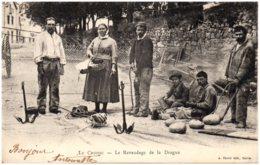 44 LE CROISIC - Le Ravaudage De La Drague - Le Croisic