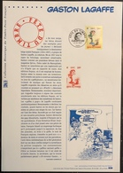 France Document - FDC - Premier Jour - YT Nº 3370 - 2001 - FDC