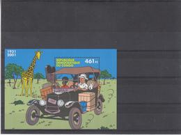 Republique Democratique Du Congo / Tintin - Enfance & Jeunesse