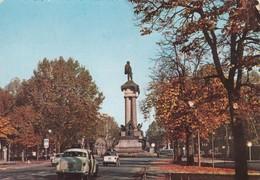 TORINO MONUMENTO A VITTORIO EMANUELE II   VIAGGIATA - Parcs & Jardins