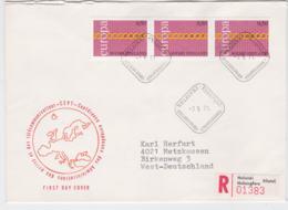 Finland 1971 FDC Europa CEPT (T11-1) - Europa-CEPT