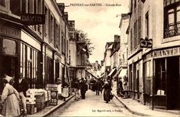 > [72] Sarthe  / FRESNAY SUR  SARTHE   /   TBE - France