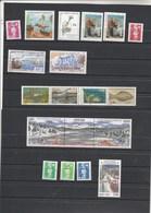 Saint Pierre Et Miquelon 1993 Yvert  N°  572 + 574 à 584 + 586A + 587 à 589 + 591  ** - St.Pierre & Miquelon