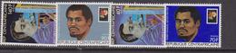 Rep. Centrafricaine Art Painting Set MNH - Repubblica Centroafricana