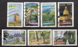 Francia 2006 Sc. 3234... Turismo Varie Regioni  Used France - Vacanze & Turismo