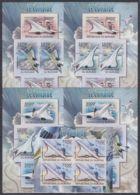 K646. Burundi - MNH - Transport - Airplanes - Concorde - Imperf - Transports