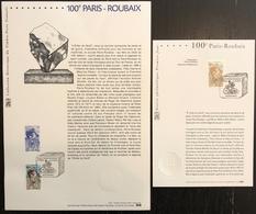 France Document - FDC - Premier Jour - YT Nº 3481 - 2002 - FDC