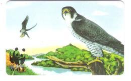 Germany - O 330 10/93 - Wanderfalke - Falke - Bird - Vogel - WWF Series - MINT - Alemania