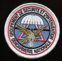 Gendarmerie - Groupement De Sécurité Et D'Intervention - Police & Gendarmerie