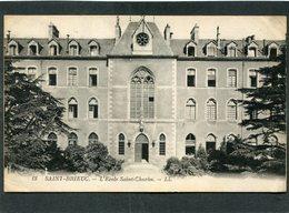 CPA - SAINT BRIEUC - L'Ecole Saint Charles - Saint-Brieuc