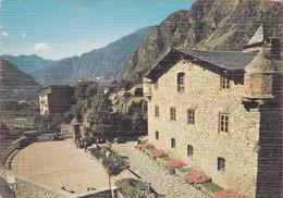 ANDORRE---VALLS D'ANDORRA---maison Des Vallées--voir 2 Scans - Andorra