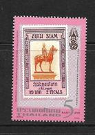 THAILANDE 2008 TIMBRE SUR TIMBRE-STATUE DU ROI YVERT N°2544 NEUF MNH** - Thaïlande