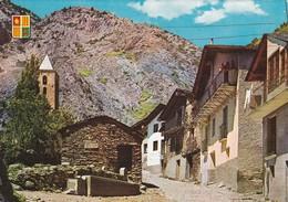 ANDORRE---VALLS D'ANDORRA--canillo--rue Typique---voir 2 Scans - Andorra