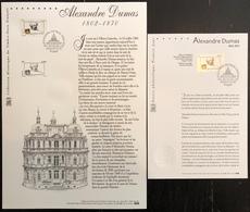 France Document - FDC - Premier Jour - YT Nº 3536 - 2002 - FDC