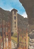 ANDORRE---VALLS D'ANDORRA--SANTA-COLOMA--chapelle Romane--voir 2 Scans - Andorra