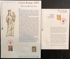 France Document - FDC - Premier Jour - YT Nº 3531 - 2002 - FDC