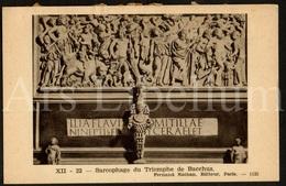 Postcard / CPA / Fernand Nathan / Unused / Sarcophage Du Triomphe De Bacchus / XII-22 / 1122 - Histoire