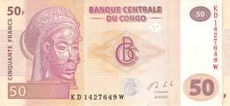 50 Cent Franca Congo 2013 - Kongo