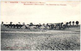55 VERDUN - Champ De Manoeuvres Bevaux - Verdun