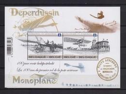 Blok 207 Vliegtuigen  POSTFRIS** 2013 - Libretti 1962-....