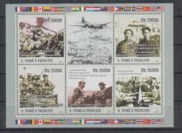 Y913. S.Tome E Principe - MNH - 2010 - Militarie - Korean War - Militaria