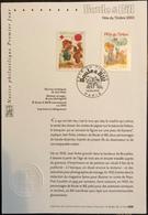 France Document - FDC - Premier Jour - YT Nº 3467 Et 3468 - 2002 - FDC