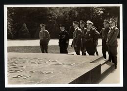 J127-GERMAN EMPIRE-PROPAGANDA POSTCARD ADOLF HITLER.1940.WWII.HOFFMANN.DEUTSCHES REICH.POSTKARTE.carte Postale - Allemagne