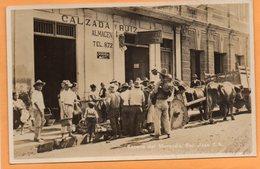 San Jose Costa Rica 1920 Real Photo Postcard - Costa Rica