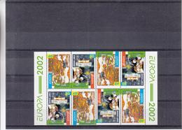 Europa 2002 - Timbres