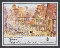 P251. St Vincent - MNH - Cartoons - Disney's - Characters - Disney