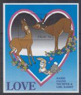 N251. Palau - MNH - Cartoons - Disney's - Love - Disney