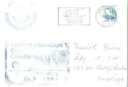 LETTER 1991 - Noruega