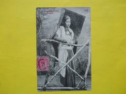 Népal ,Nepaulese Coolie Woman ,1911 - Nepal
