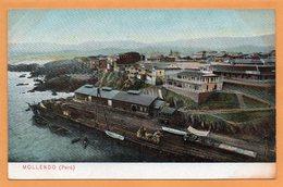Mollendo Peru 1907 Postcard - Peru